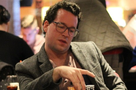 GUKPT Blackpool Main Event: Trigg On Top After Day 1b
