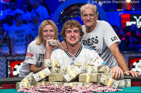 2013 WSOP 메인 이벤트 세계 챔피언 라이언 리스(Ryan Riess)- 내가 세계...