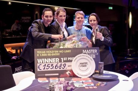 """MCOP 2013 - Rens """"Rens02"""" Feenstra pakt overwinning in €1.500 Re-Entry voor..."""