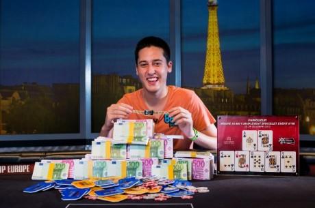 Adrián Mateos explica las manos decisivas de su triunfo en la Mesa Final de las WSOPE
