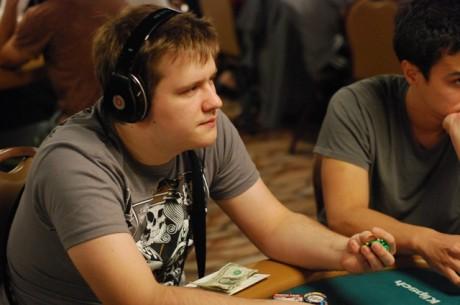 Master Classics of Poker turnyre Dominykas Karmazinas tenkinosi 6-ąja vieta