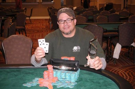 Mick Donovan Wins 2013 Gold Strike Fall Poker Classic