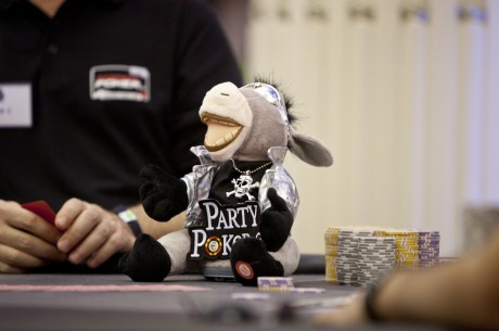 Five Thoughts: Let's partypoker Like It's 2006