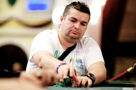 Istvan Mikulas je Vodeći Pred Dan 2 na William Hill Poker Open Eventu CPT Serije na Karibima
