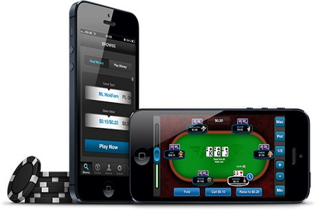 UK Full Tilt Poker Customers Can Enjoy a Native iOS Rush Poker App