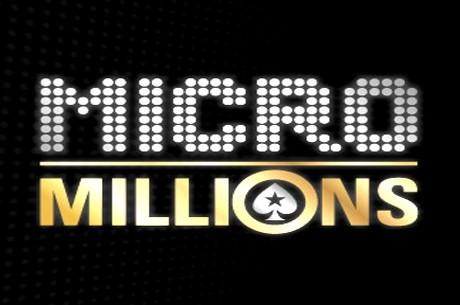 Harmonogram MicroMillions VI na PokerStars!