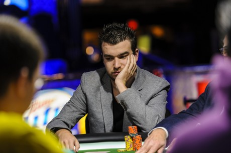 Chris Moorman Climbs Back to the Top of the World Rankings