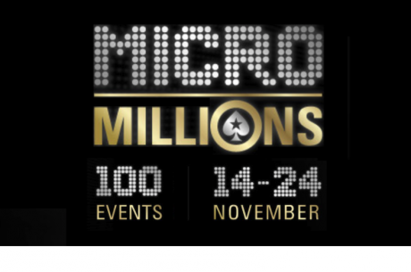 Low Buy-Ins, Big Prizes: MicroMillions 6 Kicks Off Today at PokerStars