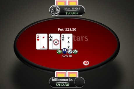 PokerStars će u Decembru Predstaviti Zoom Heads-Up Keš Stolove