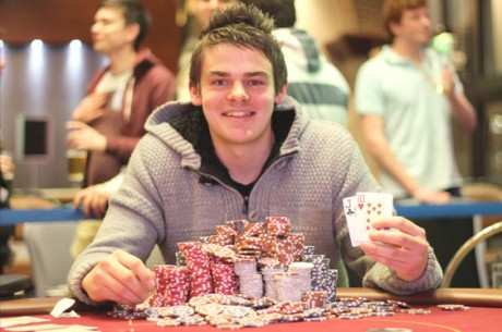 Cardiff University Student Ben Foxwell Takes About the Upcoming GUKPT Grand Final and More