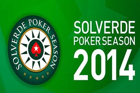 Calendário PokerStars Solverde Season 2014