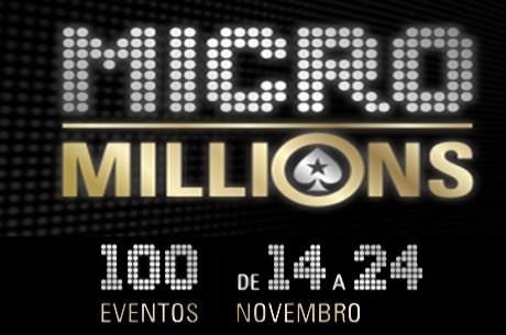 """""""brisa5220"""" e """"MegaLidia"""" no Pódio do Evento #2 do Micro Millions na..."""