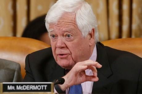 Jim McDermott Introduces Internet Gambling Regulation and Tax Enforcement Act of 2013
