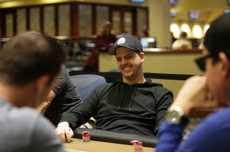 WPT bestbet Jacksonville Day 1a: The Defending Champ Misfires First Bullet