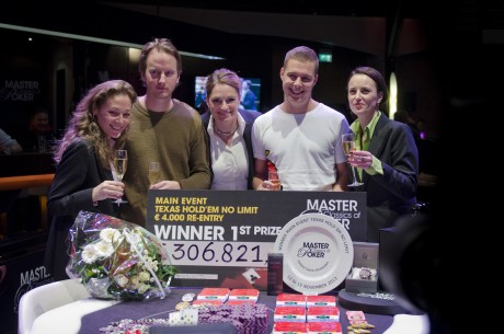 Noah Boeken Wins 2013 Master Classics of Poker Main Event for €306,821