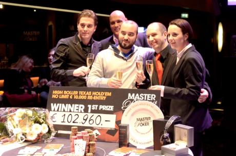 MCOP 2013 - Bryn Kenney rekent af met Nederlandse finalisten, Metaal eindigt tweede