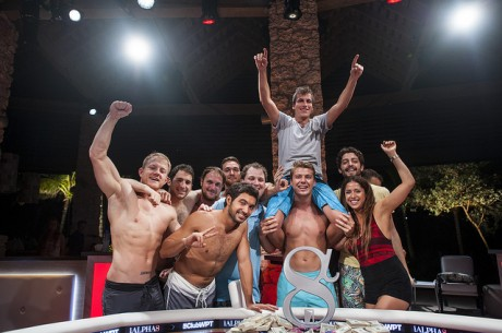 Philipp Gruissem Wins Second Straight World Poker Tour Alpha8 Title in St. Kitts