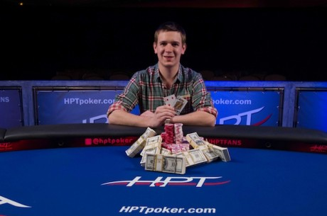 "Richard ""nutsinho"" Lyndaker Wins Heartland Poker Tour Stratosphere Casino for $122,549"