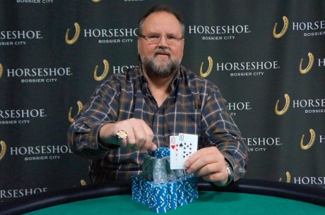 Thom Creel Wins World Series of Poker Circuit Bossier City Main Event for $144,537