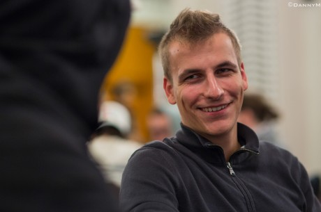 Gruissem High Rolling Along, Trickett Gets a Room, and Poker Players Give Back