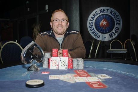 Za nami PokerStars.net Kosice Open: bardzo dobre wyniki polskich graczy