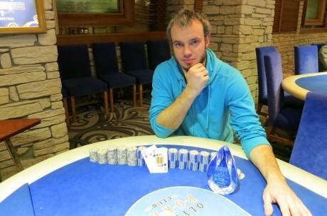 "Pirmojo ""Baltic Winter Festival"" turnyro laureatu tapo Zigmas ""Brilijant"" Pekarskas"
