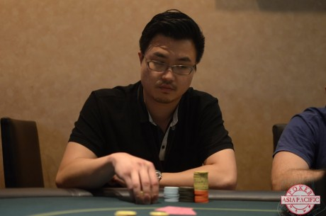 2013 PokerStars ANZPT Auckland Day 1a: Eric Chang Leads