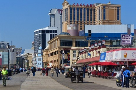 Caesars Approved for Internet Gambling in New Jersey; Trial Period Begins Thursday