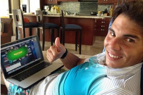 Rafael Nadal zagra na European Poker Tour Praga, start już 12 grudnia!