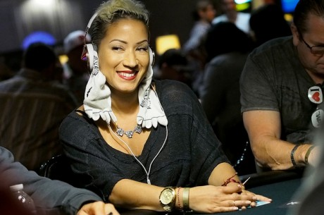 World Poker Tour Caribbean Day 1b: Ebony Kenney Captures Overall Chip Lead