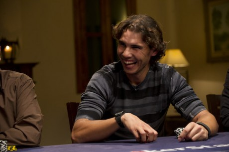 Rafael Nadal To Play First Live Poker Tournament at EPT Prague in December