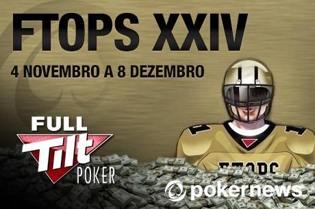 Full Tilt Online Poker Series XXIV Arrancam Hoje às 18:30