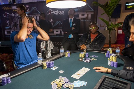 World Poker Tour Caribbean Dan 4: Dunst Vodeći na Finalnom Stolu; Rettenmaier Cilja Treću...