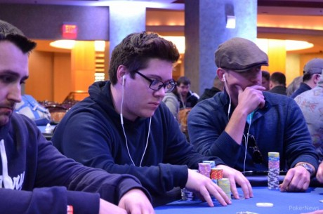2013 Seneca Niagara Fall Poker Classic Day 1: Andy Spears Leads 46 Survivors