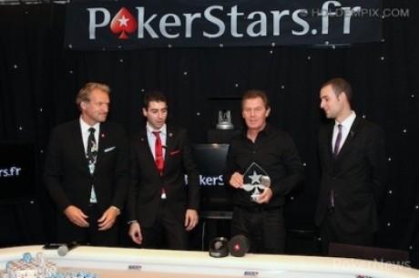 Rodolphe Déthière gana las France Poker Series 2013 en el Paris Cercle Cadet (153.000€)...