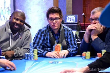 2013 Seneca Niagara Fall Poker Classic Day 2: Spears Take Huge Lead Into Final Table
