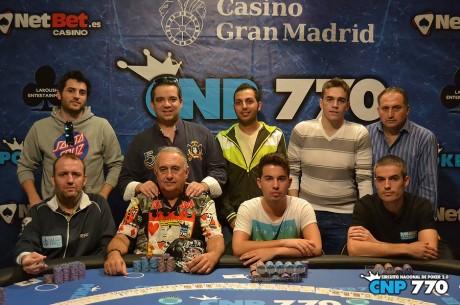 CNP Madrid día 3: El título aún no tiene dueño