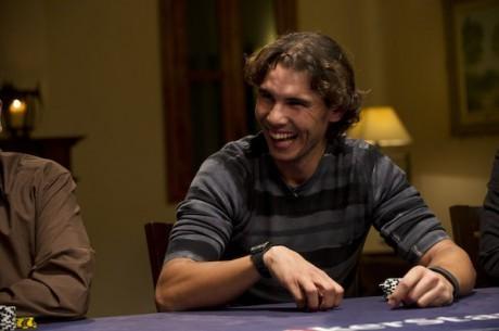 Рафаэль Надаль впервые сыграет в живом покерном...