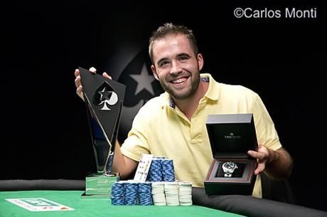 Main Event LAPT Grand Final Uruguai: Carter Gill Foi o Vencedor, João Bauer Foi 7º