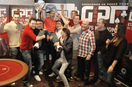 Epic Comeback Allows Kevin Allen to Win the GUKPT Grand Final for £158,700