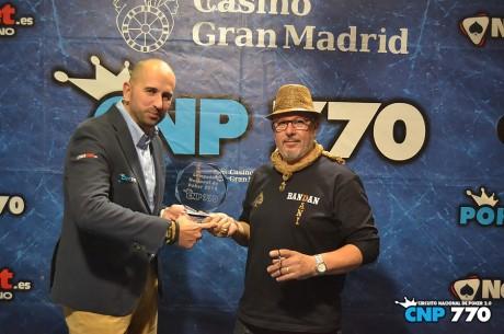 CNP Madrid día 4: Francisco Manuel García es el campeón