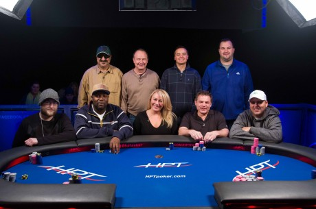 Ron Bell Wins HPT Championship for $159,353; Allen Kessler Season 9 Player of the Year