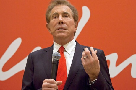 Steve Wynn Undecided on Online Gaming