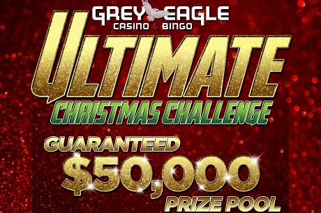 Grey Eagle Casino Offers New Seasonal Tournament