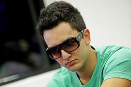 Gustavo 'PIUlimeira' Ferreira  Lidera Dia 1 do Super High Roller BSOP Millions