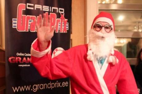 PokerNews ja Casino Grand Prix korraldavad pokkerimängijate jõulupeo