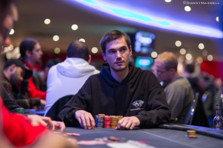 David Price Tops UKIPT Nottingham Six-Max Day 1B Field; Overlay is on the Cards