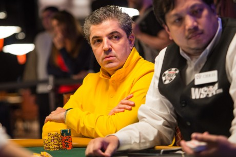 Mateus Dahdah e Manecop Lideram Final Table do BSOP High Roller