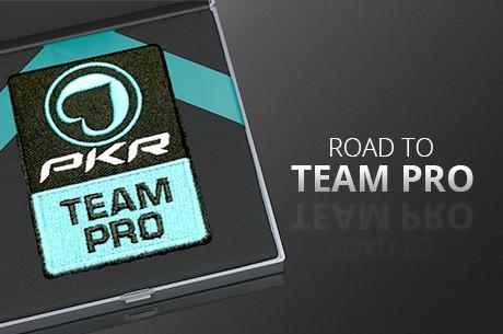 Hraj PKR Poker, získej $5,000 a staň se profesionálním hráčem týmu!