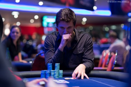 David Clifton-Burraway Holds a Slender Lead as UKIPT Nottingham Six-Max Reaches its Final Table